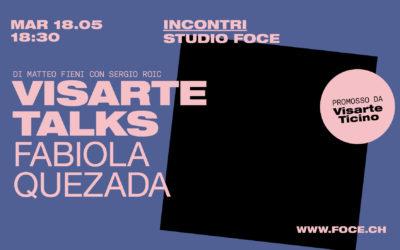 Fabiola Quezada at Visarte-Talks
